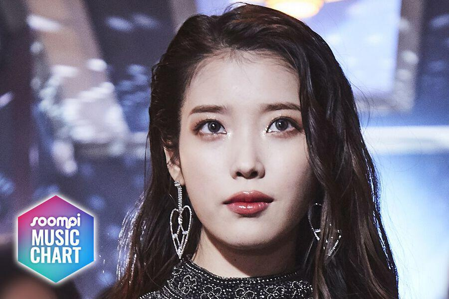 """IU's """"LILAC"""" Continues To Lead; Soompi's K-Pop Music Chart ..."""