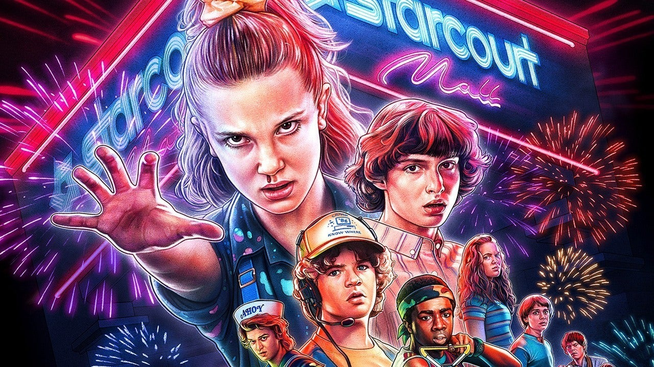 A bunch of Stranger Things news (still no premiere date) and a cool Fear Street trailer