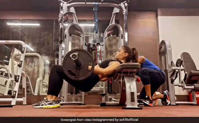 Alia Bhatt Is Maxing Gym Time Despite Being 'Lied To About The Weight'