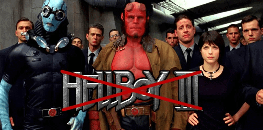 All the amazing facts about the American superhero movie Hellboy 3
