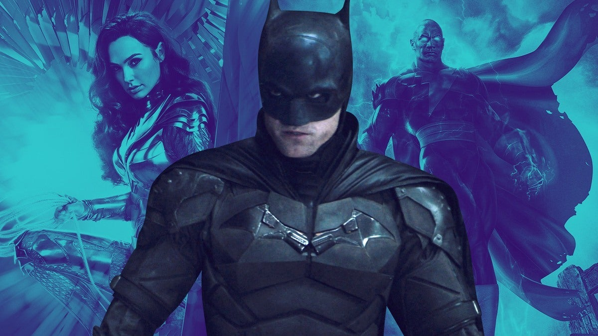 Click to check out the upcoming DC Universe movie and series premieres coming up in 2021 and beyond.