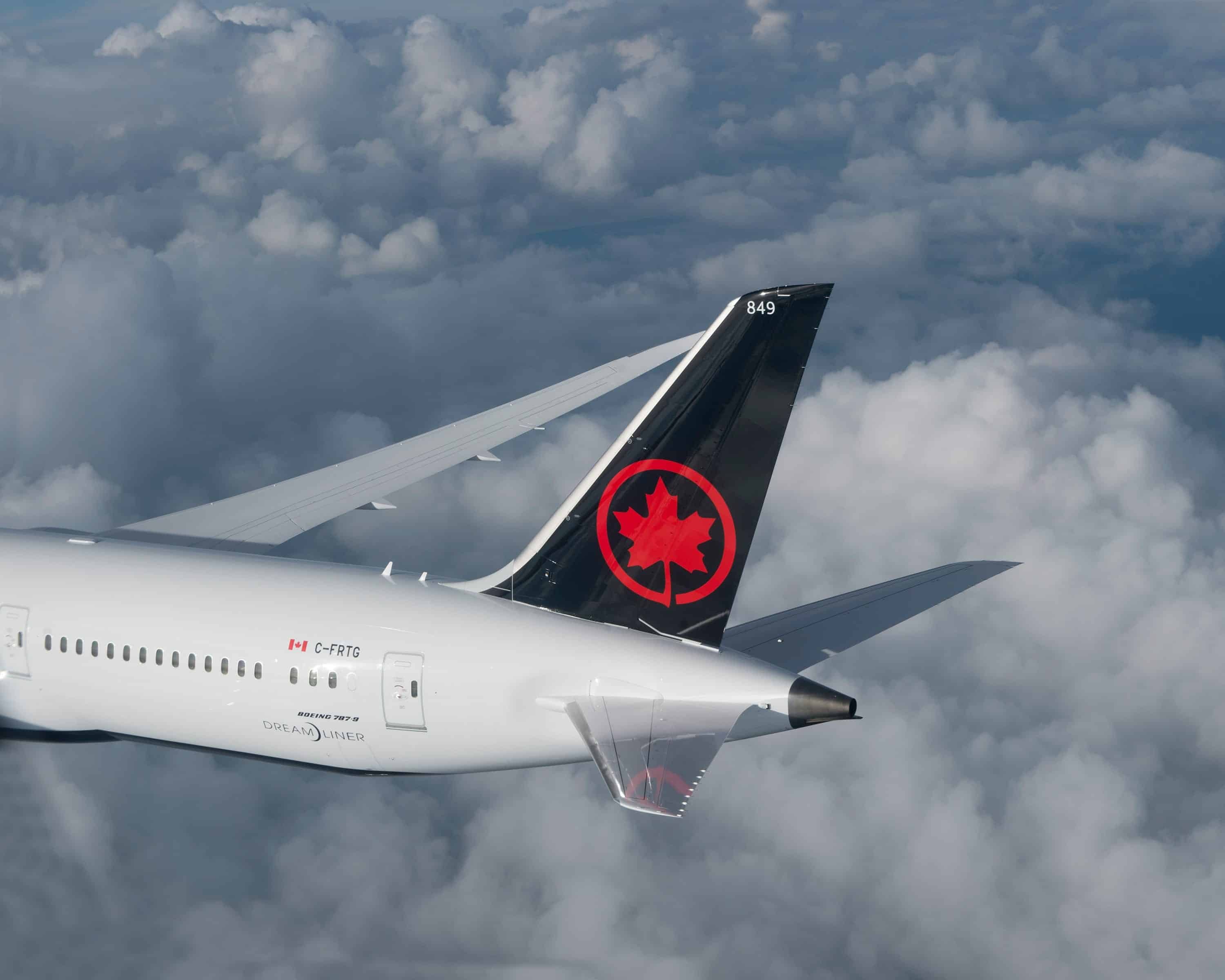Air Canada has announced a cross-border summer schedule starting August 9 with up to 220 daily flights between the US and Canada.