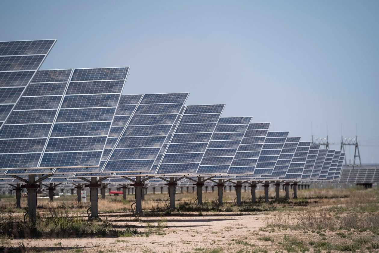Behind the rise of US solar energy, a mountain of Chinese coal