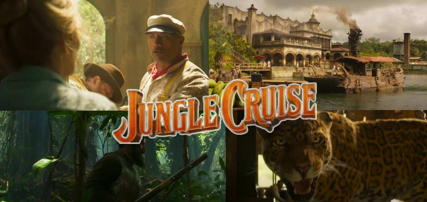 Jungle Cruise Full Movie Leaked Online For Free Download