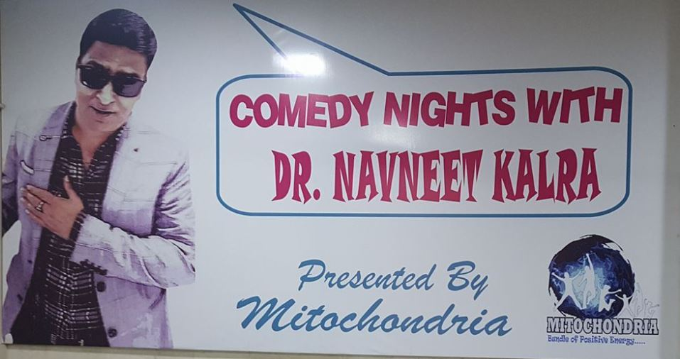 Comedy Nights with Dr. Navneet Kalra