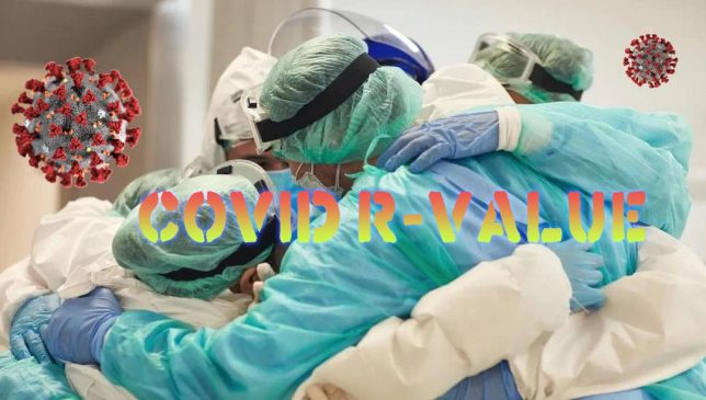 R-Value Covid: R-Number Corona Virus And Its Effects