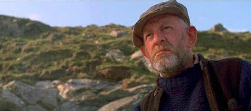 Mick Lally in The Secret of Roan Inish