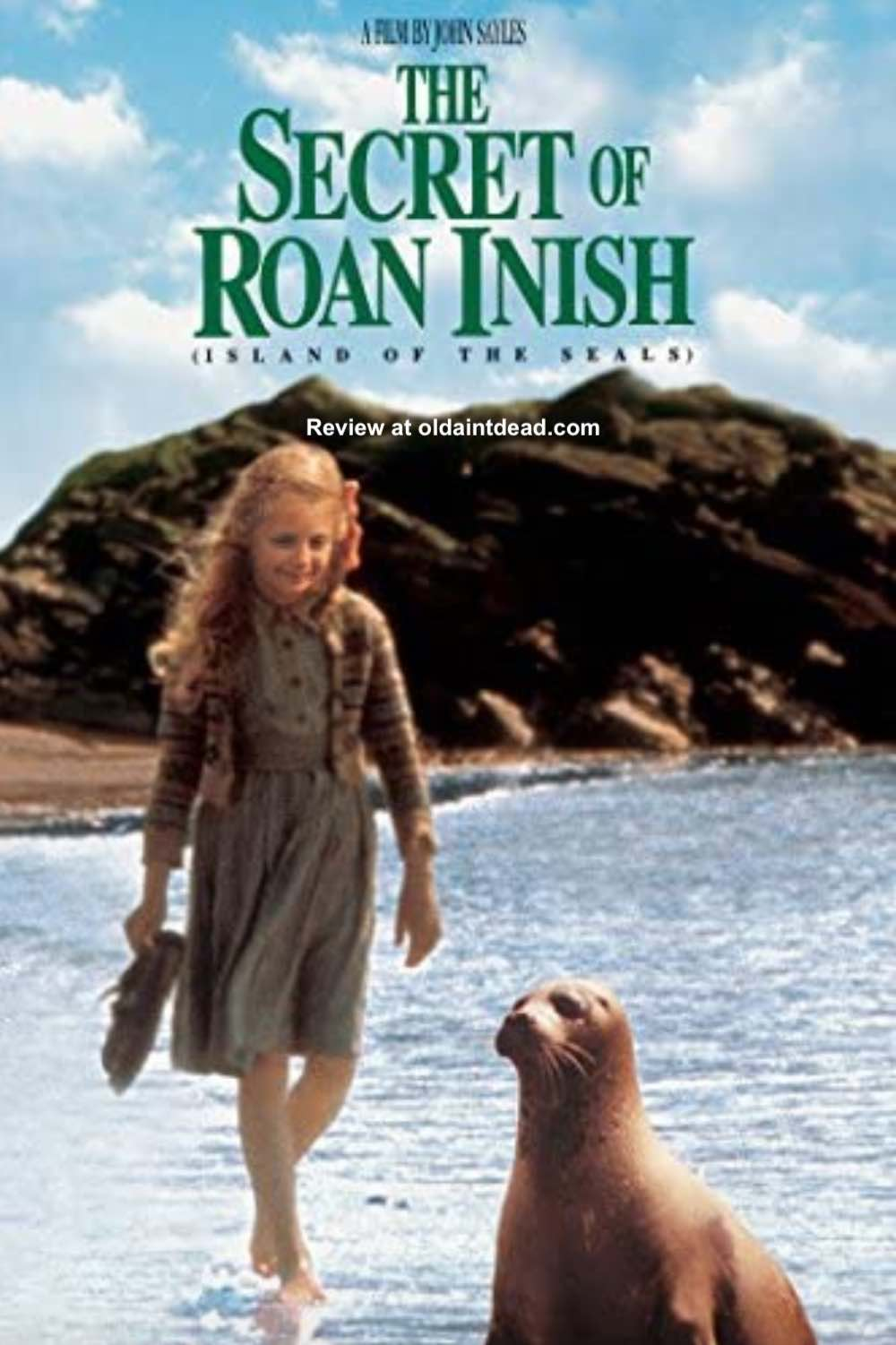 Poster for The Secret of Roan Inish
