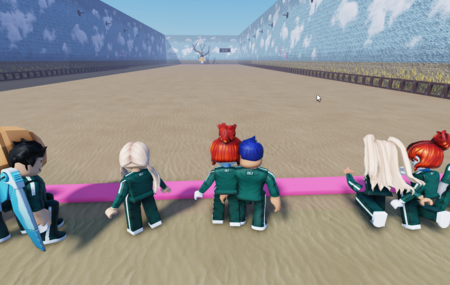 How to play Roblox Squid Game